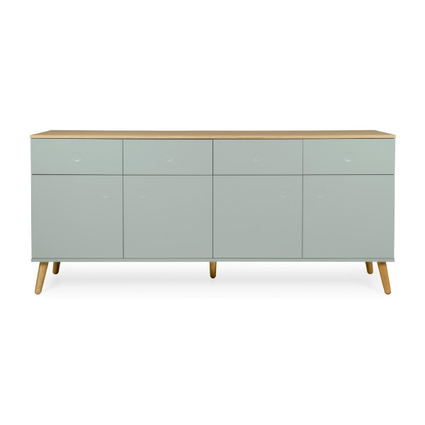 Breed eiken dressoir