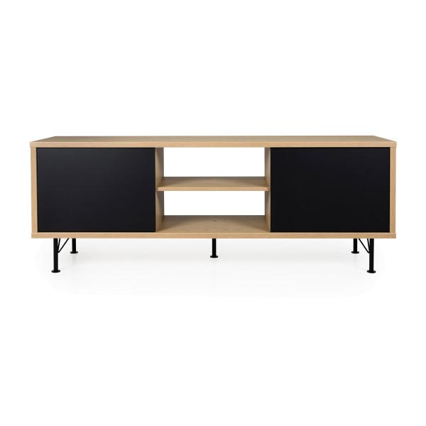 Tv-meubel eiken