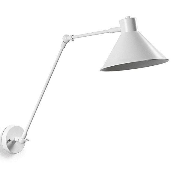 Verstelbare wandlamp