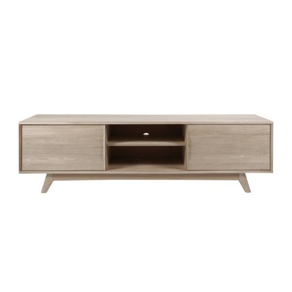 Super Zactona Adelmar | Scandinavische eikenhouten Tv meubel | LUMZ MT-51