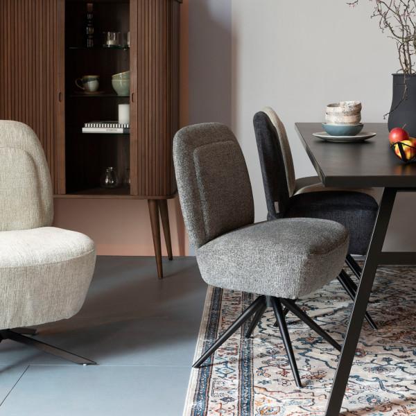 Comfortabele design eetkamerstoel