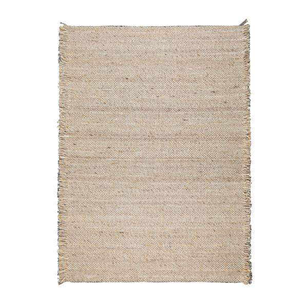 Handgeweven tapijt wol