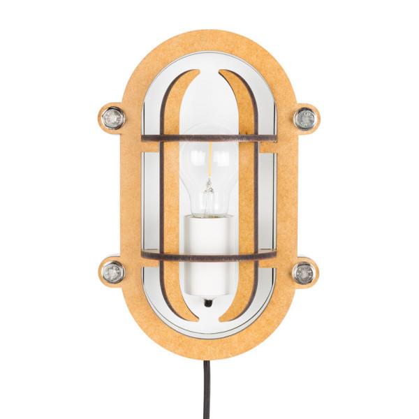Wandlamp van Olaf Weller