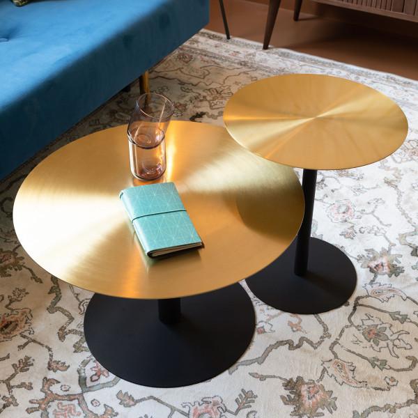 Ronde design salontafel