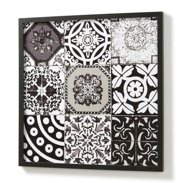 Zwart-wit decoratie