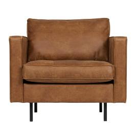 Loveseat fauteuil recycle leer