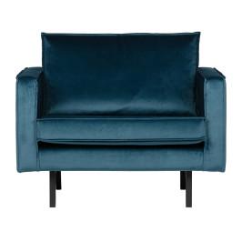 Loveseat fauteuil fluweel
