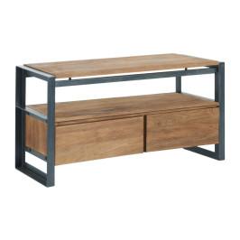Tv-meubel met twee lades
