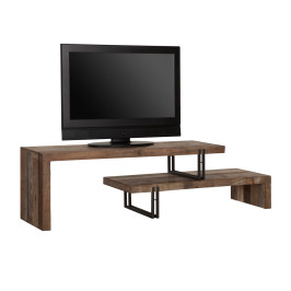Massief teak tv-meubel