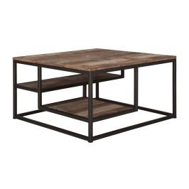 Vierkante salontafel