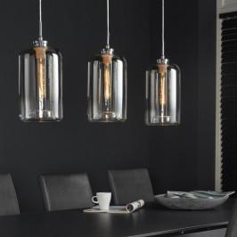 Design hanglamp glas