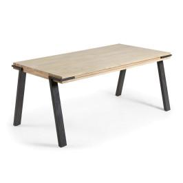 Design tafel acacia