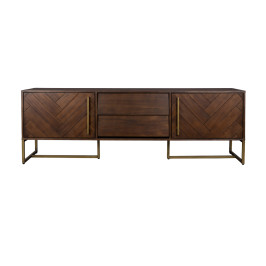 Acaciahouten tv-meubel