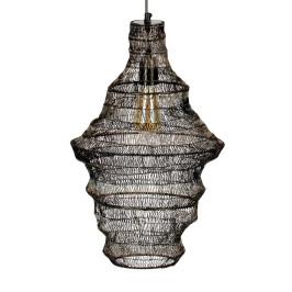 Metaalgaas hanglamp