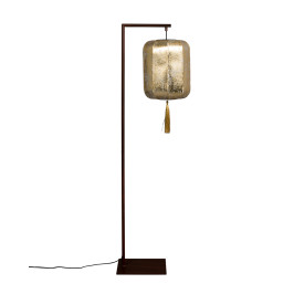 Chinese lampion vloerlamp