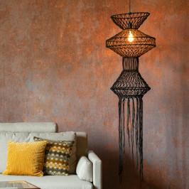 Bohemian touw hanglamp