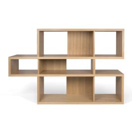 Lage design boekenkast 100 cm