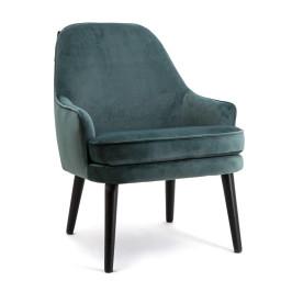 Velours fauteuil