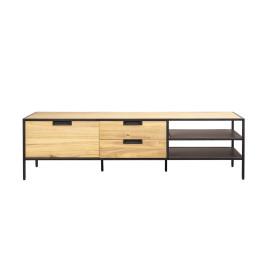 Licht houten tv-meubel 160 cm