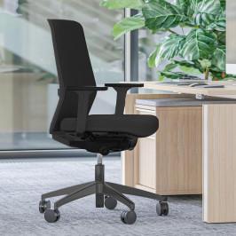 Ergonomische thuiswerk bureaustoel NEN 1335