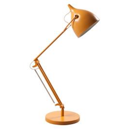 Bureaulamp van metaal