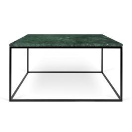 Groene salontafel marmer 75 cm