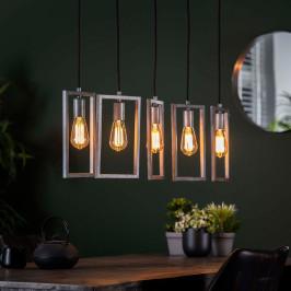 Hanglamp met rechthoekige frames