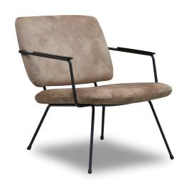 Modern design fauteuil leder samenstellen