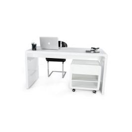 Design bureau hoogglans wit