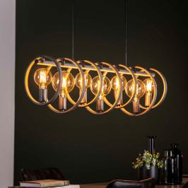 Industriele design hanglamp