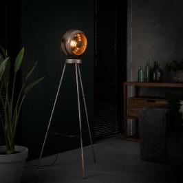 Industriële vloerlamp driepoot