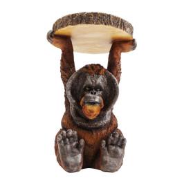 Bijzettafel aap