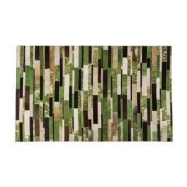 Groen design tapijt