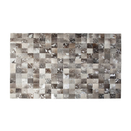 Design tapijt koeienvel