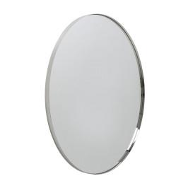 Ronde spiegel chroom