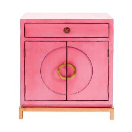 Roze dressoir