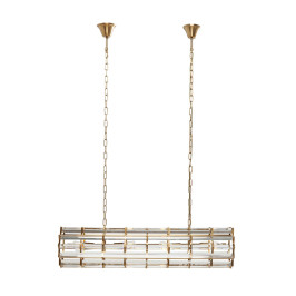 Gouden design hanglamp