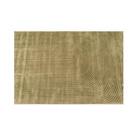 Gouden design vloerkleed