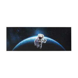 Astronaut schilderij 240x80