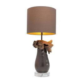 Design tafellamp gezicht