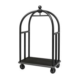 Bagage trolley zwart