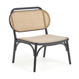 Retro webbing fauteuil