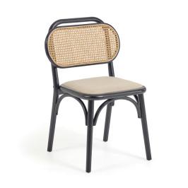 Retro webbing stoel