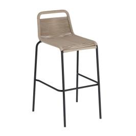 Barstoel voor buiten hoog