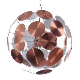Design hanglamp rond