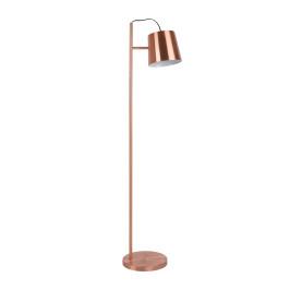 Design vloerlamp van metaal