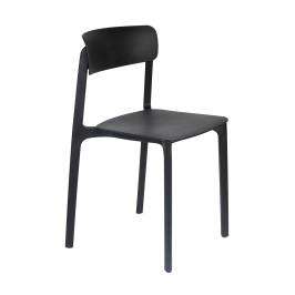 Kunststof design stoel