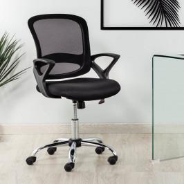 Bureaustoel ronde vormen