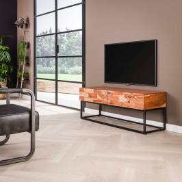Massief acaciahouten tv-meubel