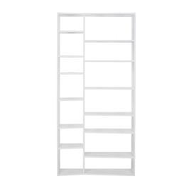 Design boekenkast 108 cm breed